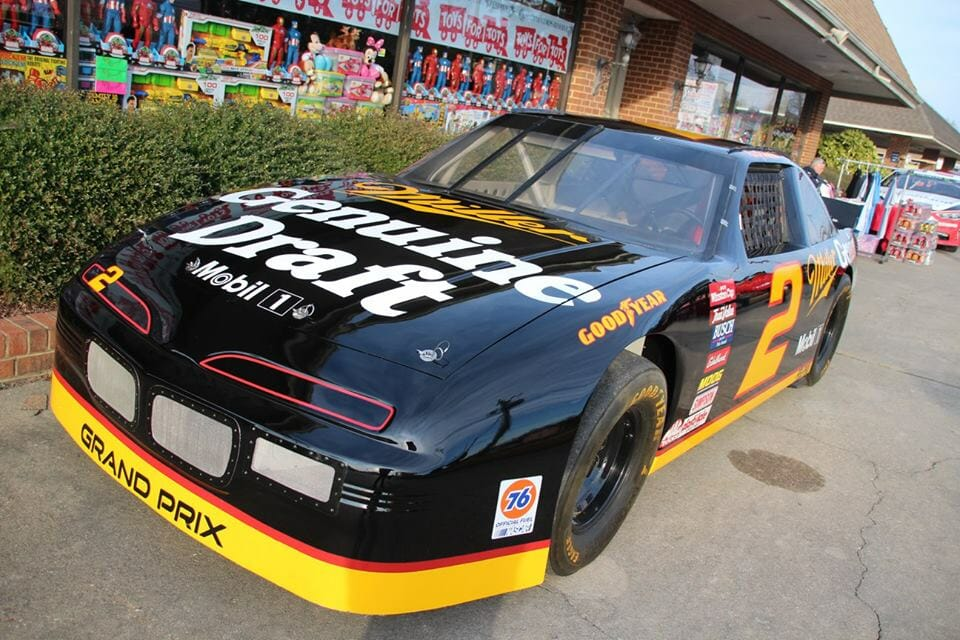 Randy Wallace Race Car