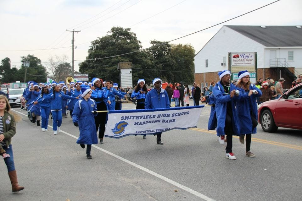 Smithfield High School Marching